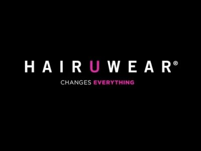 hair u wear logo