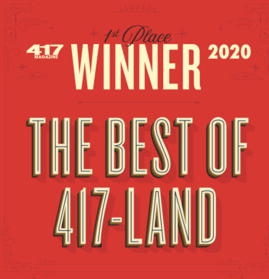 Best of 417 Winner